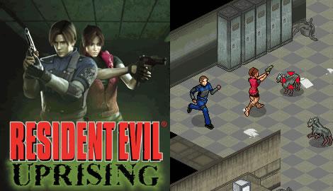 Resident-Evil-Uprising-touch-screen-Java Conheça os Resident Evil's para celulares e smartphones