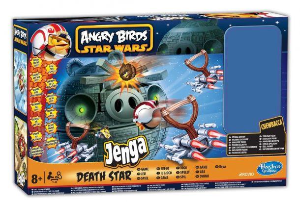 angry-birds-jenga-610x412 Angry Birds: Star Wars é anunciado
