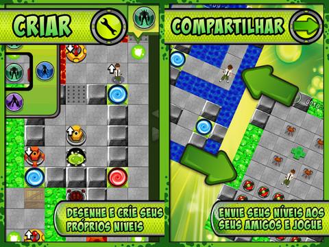 ben10-jogos-iphone Especial Dia das Crianças - 5 Melhores Jogos para iPhone/android