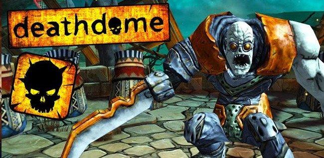 death-dome-slideshow Os 30 Melhores Jogos de Ação 3D OFFLINE para Android e iOS