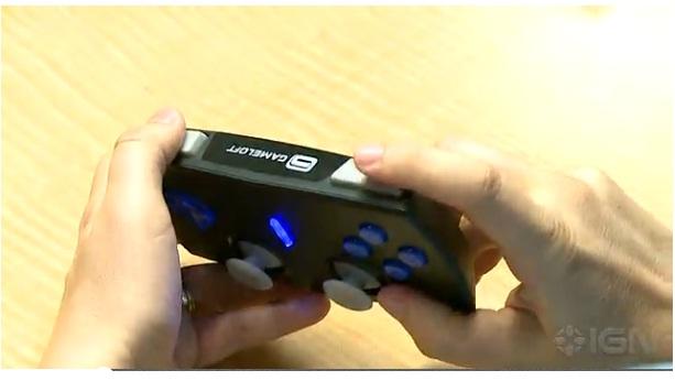 duo-gamer1 Gameloft irá vender seu próprio controle para iPhone e iPad
