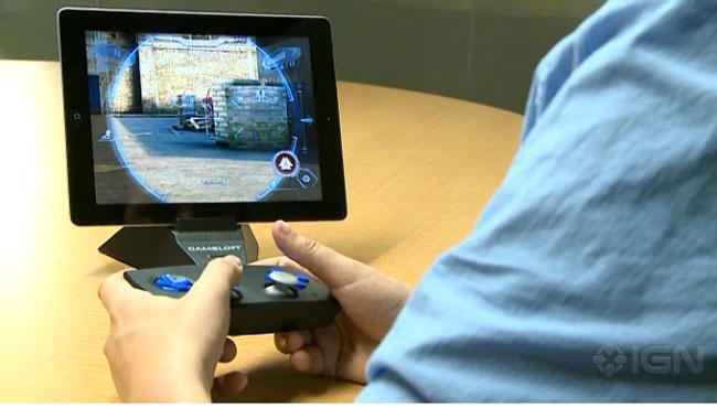 duo-gamer2 Gameloft irá vender seu próprio controle para iPhone e iPad