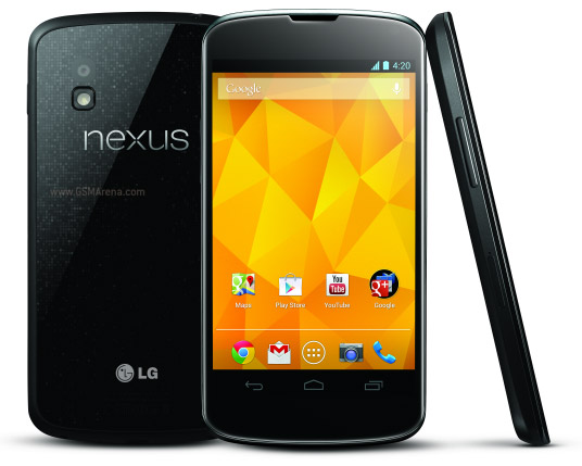 lg-nexus4-00 Google apresenta os novos Nexus para competir com a Apple