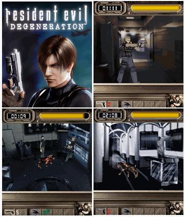 re-degeneration Conheça os Resident Evil's para celulares e smartphones