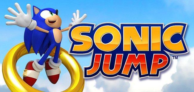 sonic-jump SEGA anuncia um novo Sonic Jump para Mobile