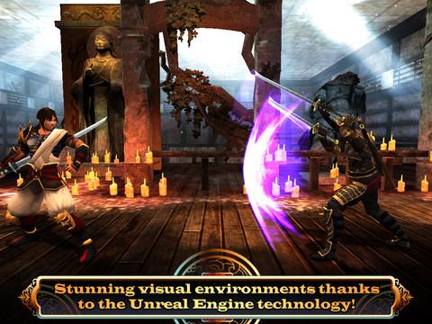 Blade-Lords-2 Blade Lords - Jogo grátis para iPad muito semelhante a Soul Calibur