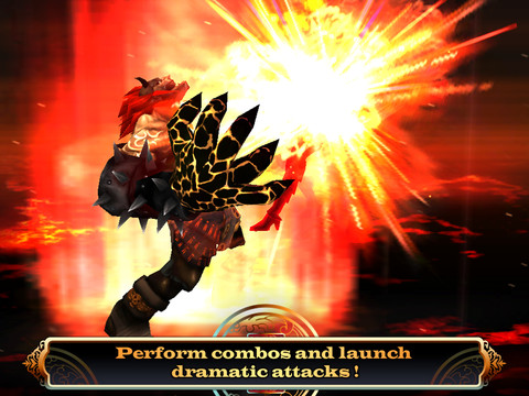 Blade-Lords-3 Blade Lords - Jogo grátis para iPad muito semelhante a Soul Calibur