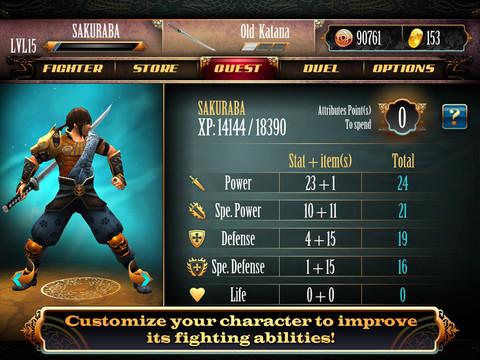 Blade-Lords-4 Blade Lords - Jogo grátis para iPad muito semelhante a Soul Calibur