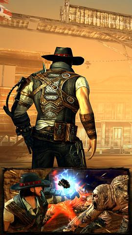 Bladeslinger-Ep.1-Screenshot Bladeslinger chega à App Store brasileira - o jogo é pago e dividido em episódios