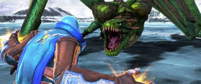 """Dragon-Slayer-slideshow Jogo Freemium: """"é ruim, porque é grátis"""""""