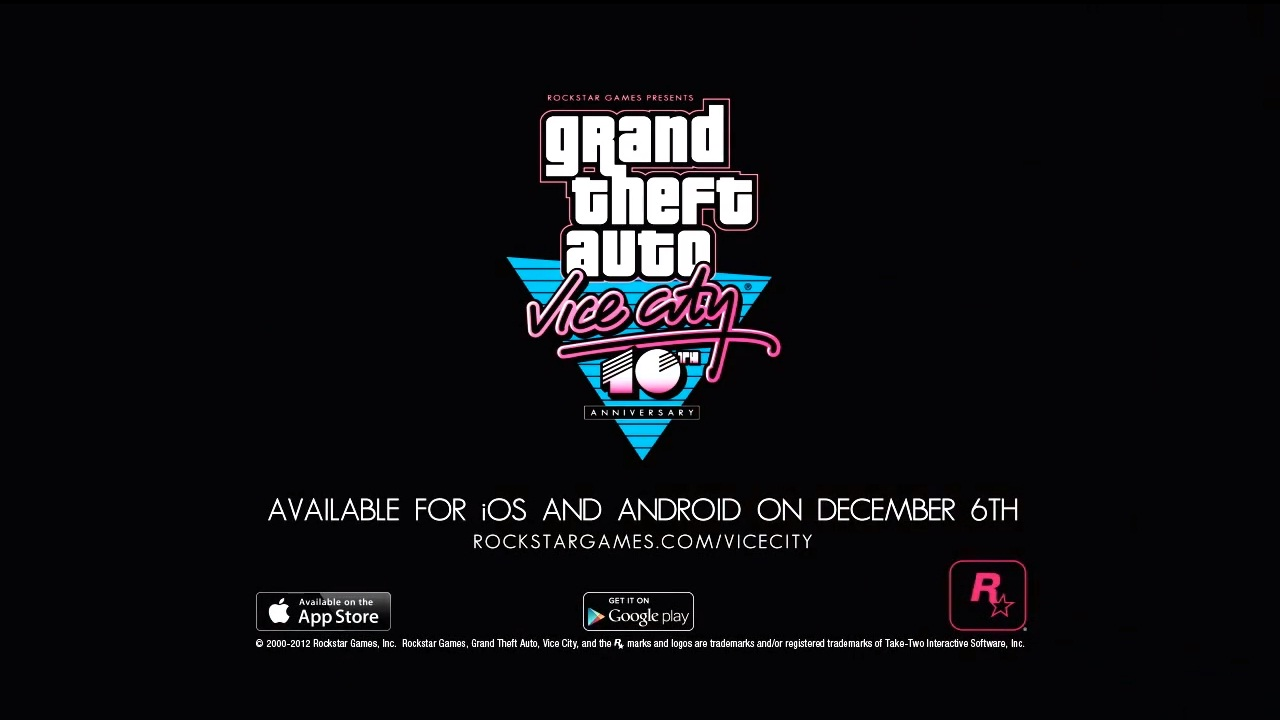 GTA-Vice-City-10th-Anniversary-chega-dia-6-ao-iOS-e-Android TRAILER: GTA Vice City 10th Anniversary (iOS e Android)