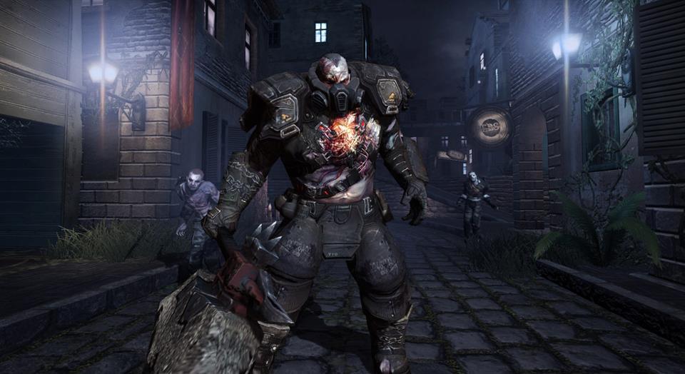 Mercenary-Ops-Divulgação-2 Mercenary Ops - FPS com gráficos impressionantes para iPhone e iPad