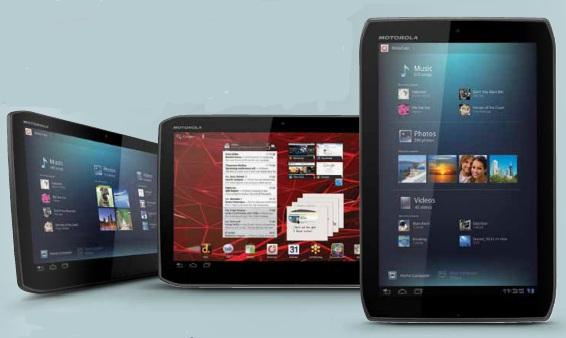 Motorola-Xoom-2 Melhores Tablets (Baratos) para Comprar neste Natal