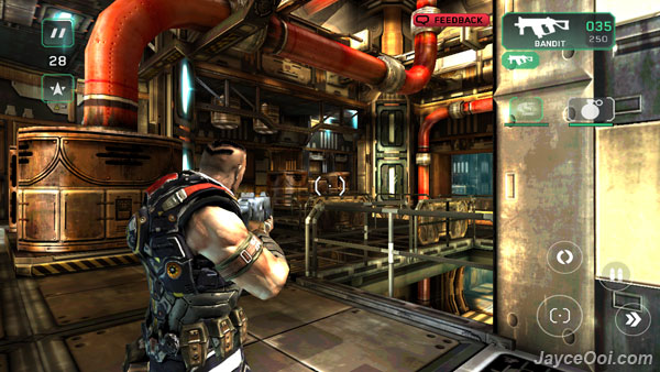 Shadowgun Deadzone iphone