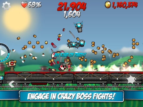 Storm-the-Train-Screenshot Jogo Storm the Train (grátis) para iPhone e iPad