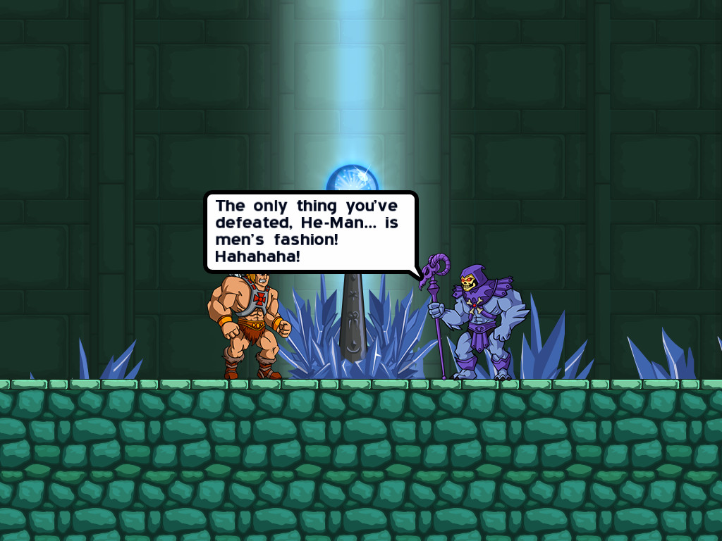 he-man2 Review: He-Man: The Most Powerful Game in the Universe