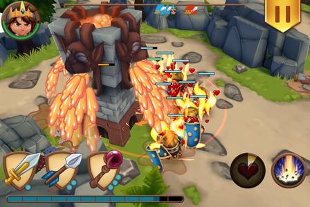 Jogo para Android  Grátis - Royal Revolt!