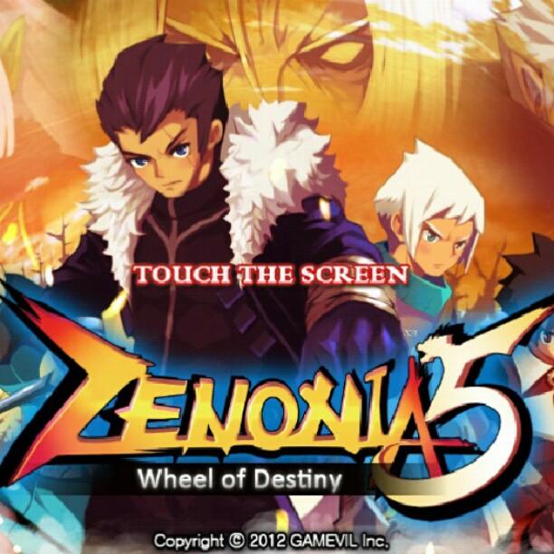 zenonia-5 Gamevil anuncia Zenonia 5 para Android e iOS