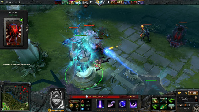 Dota-2-review-7 Valve quer DotA 2 nos tablets