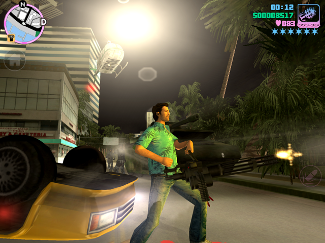 GTA-Vice-City-inGame-3 GTA Vice City 10th Anniversary - Confira as primeiras imagens