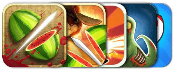 Halbrick Jogos grátis (só hoje) para iOS: SHIFT 2 Unleashed, Fruit Ninja, Monster Dash e outros