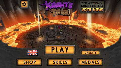 Knights-Trial-inGame-1 Knight's Trial - Jogo brasileiro grátis para iPhone e Android