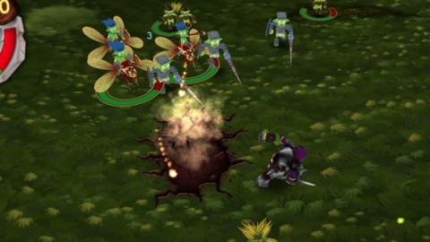 Knights-Trial-inGame-3 Knight's Trial - Jogo brasileiro grátis para iPhone e Android