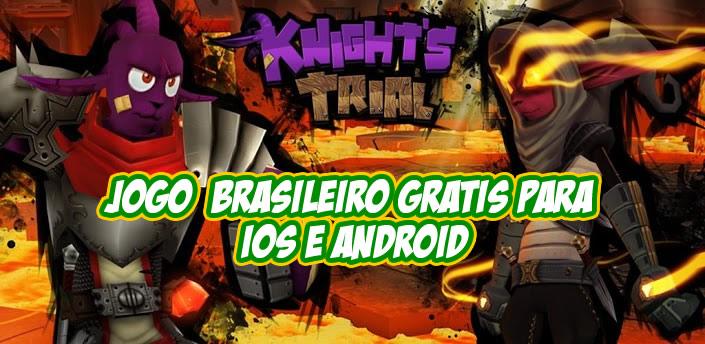 Knights-Trial Knight's Trial - Jogo brasileiro grátis para iPhone e Android