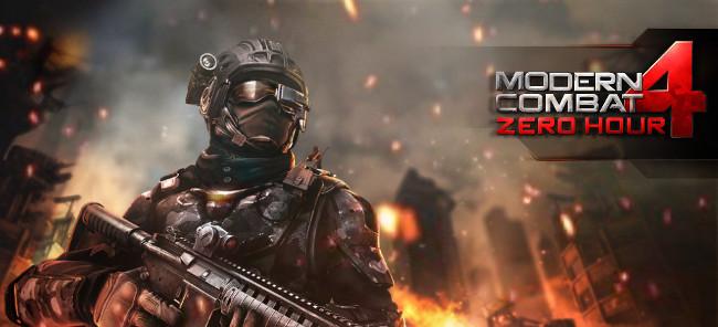 Modern-Combat-4-Zero-Hour-slideshow Baixe agora - Modern Combat 4 Zero Hour