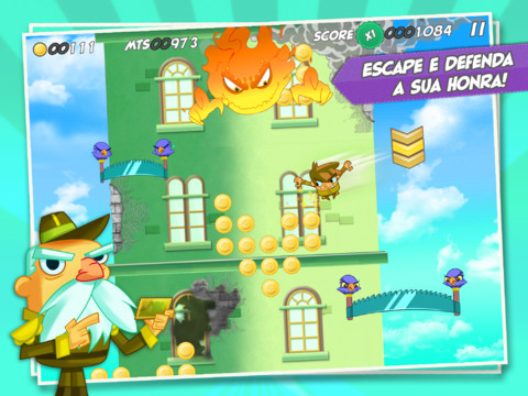 Sky-Hero-Screenshot Jogo Sky Hero para iPhone e iPad