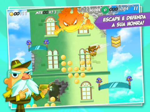 Sky-Hero-Screenshot Jogo Sky Hero para iPhone e iPad