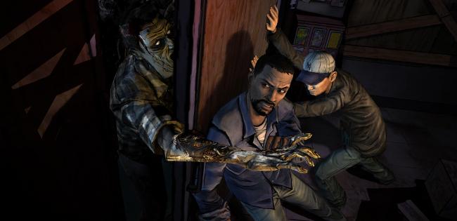 The-walking-dead-jogo-do-ano The Walking Dead fatura o prêmio de Jogo do Ano na VGA 2012