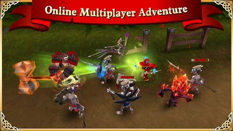 arcane-legends 20 Melhores Jogos Grátis para Android (2º semestre 2012)