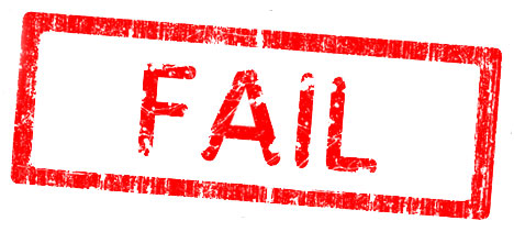 fail-stamp Retrospectiva 2012 - Wins e Fails