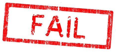 fail-stamp Retrospectiva 2012 - Wins e Fails