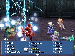 ffivds Final Fantasy IV chega para iOS este mês e Android em 2013