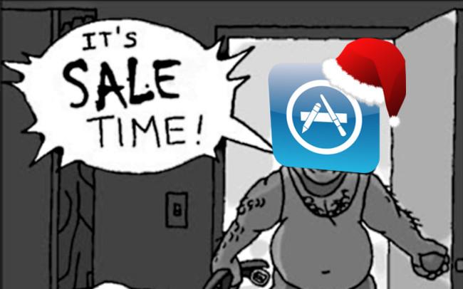 promoções-de-natal-na-App-Store Todos os jogos em promoção de Natal da App Store (US$ 0,99)