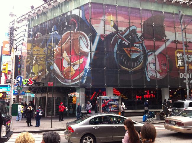 Angry-Birds-Star-Wars-Letreiro2 Retrospectiva 2012 - Wins e Fails