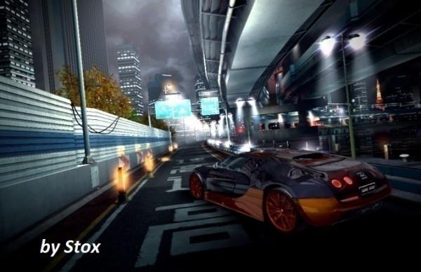 Suposta imagem de Asphalt 8, novo jogo da Gameloft
