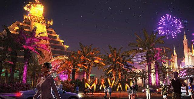 Suposta imagem de Gangstar Vegas, novo jogo da Gameloft