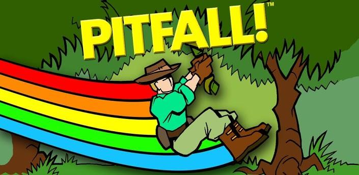 Pitfall-3d-Android Pitfall 3D - Jogo para Android Grátis