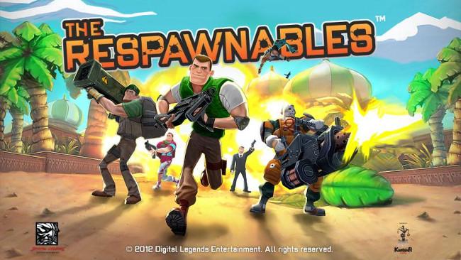 Respawnables-para-iPhone-iPad-Grátis Jogo para iPhone e iPad Grátis - Respawnables