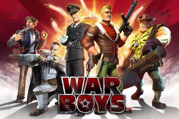 War-boys-1 Confira imagens dos próximos lançamentos da Gameloft para 2013