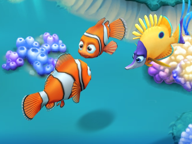 Nemo's Reef é um jogo gratuito para Android (Foto: Divulgação)