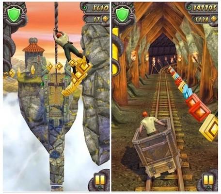 temple-run-2-android Review: Temple Run 2 - Bom, mas poderia ser melhor