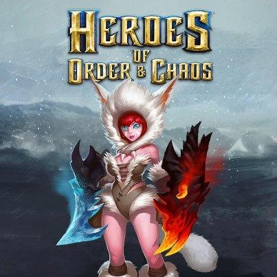 Nova-personagem-Heroes-of-OrderChaos Atualização de Heroes of Order&Chaos traz nova personagem