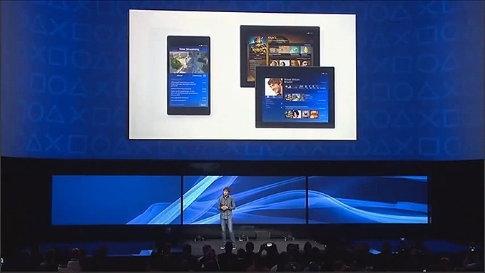 Playstation4-Android-iOS Playstation 4 terá apps para Android, iPhone e iPad