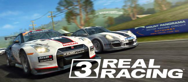 Real-Racing-3-Android Top 10 Melhores jogos Grátis para Android: Fevereiro de 2013