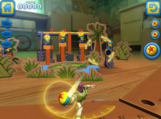 disney-toy-story Toy Story: Smash It! para iPhone e Android leva Angry Birds para a 3ª dimensão