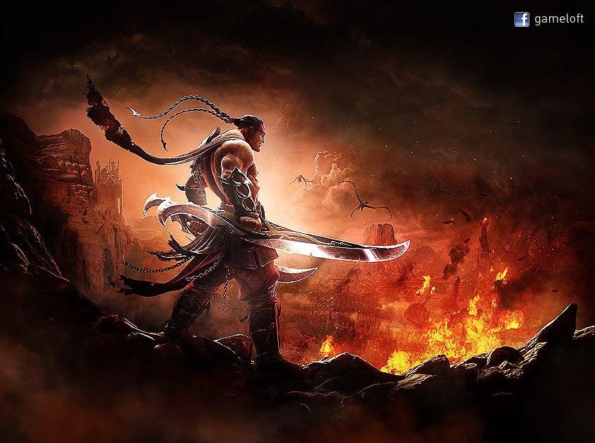 novo-jogo-misterioso-gameloft Gameloft publica no facebook imagem de possível novo jogo